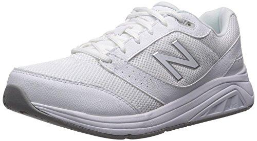 New Balance Womens Womens 928v3 Walking Shoe Walking Shoe, Blanco/Blanco, 36 EU/3.5 UK