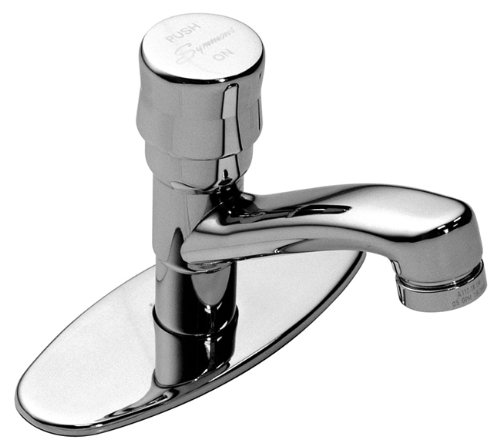 Symmons Metering Faucet (Symmons S-72 S-70 Series Metering Faucet Without Temperature Selection, Chrome)