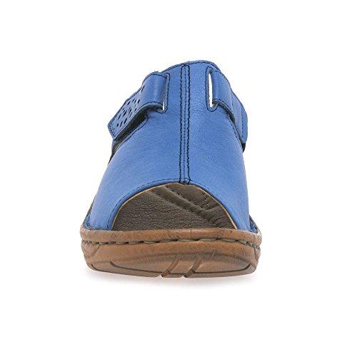 Fijación Cataluña Velcro Sandalias Josef Seibel Jeans Womens gFRq8q