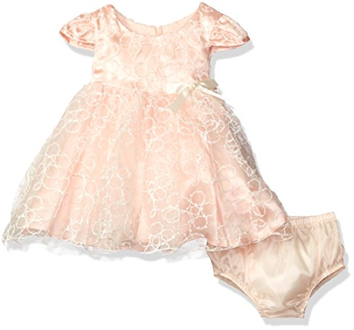 bonnie-baby-baby-short-sleeved-embroidered-dress-with-hi-low-hem-peach-24-months