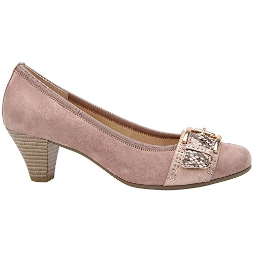 Gabor Womens tremolo Court Shoe 45.488.14 Pink dDaEDhSPNG