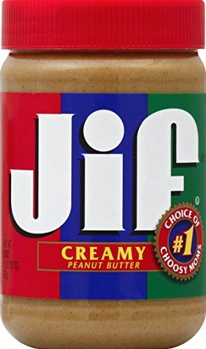 Jif Creamy Peanut Butter, 28 Ounce