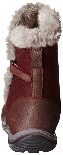 Jambu Women's Eskimo Snow Boot, Burgundy, 7.5 M US by Jambu (Image #2)