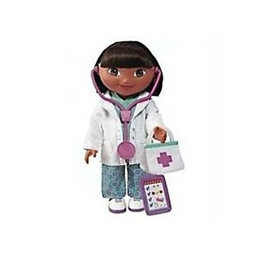 Dora the Explorer - Doctor Dress up -