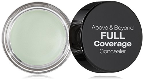 NYX Cosmetics Concealer Jar, Green, 0.21-Ounce (Best Cover Up Makeup For Rosacea)