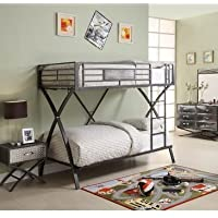 Homelegance Spaced 4 Piece Kids' Bedroom Set