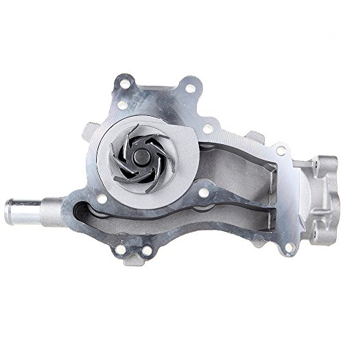(CCIYU Water Pump AW6662 Include Gasket Fit for 2011 2012 2013 2014 Chevrolet Cruze 1.4L 1364CC 83Cu. in. l4 Gas DOHC Turbocharged)