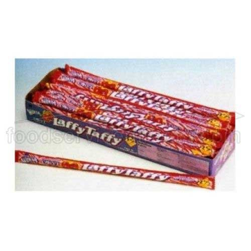 Nestle Rope Cherry Laffy Taffy Candy - 0.81 Ounce, 24 pieces -- 1 each. by Nestle