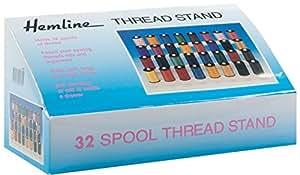 Hemline Spool Rack Storage for Sewing Threads by Hemline