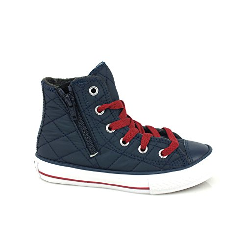 Side Ct All Navy Converse Zip Star TWtadnOR