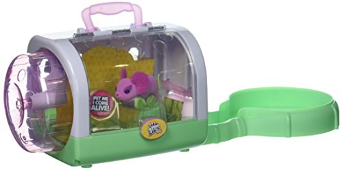Fluffy House - Little Live Pets S5 Fluffy Friends Mouse House - Flitter