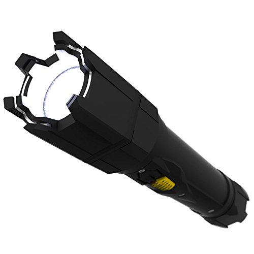 10. Taser Strikelight Rechargeable Flashlight with Stun Gun