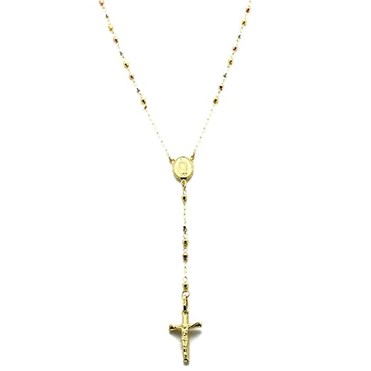 and gold tri box anchor jewelry product jesus tone necklace chain watches pendant nautical