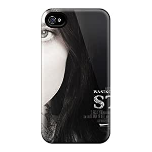 For Iphone 5/5s Phone Cases Covers(mia Wasikowska Stoker Movie)