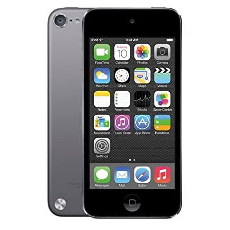 Review Apple iPod touch 16GB Space Gray (5th Generation)