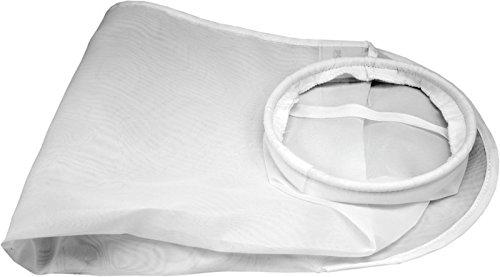 2 x 600 Micron NMO Nylon 7'' x 32'' Size#2 Filter Bag Liquid Filtering by Duda Diesel