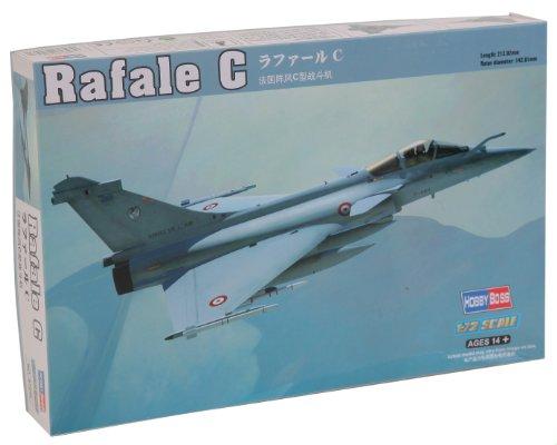 Hobby Boss Dassault Rafale C Airplane Model Building Kit