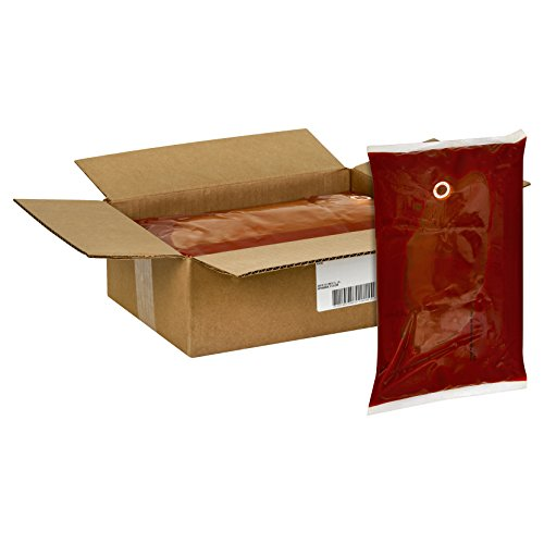 Texas Pete Hot Sauce Dispenser Packs (96 oz Bags, Pack of -