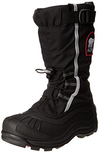 Sorel Damen Alpha Pac Xt Shell Boot Black/Red Quartz