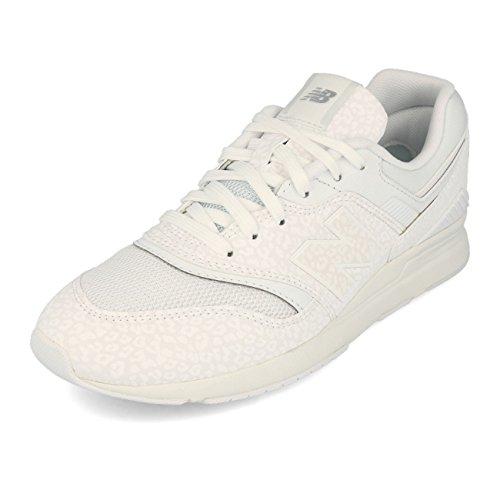 New 697 Nt Balance White Blanc Wl 8Y84wB
