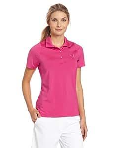 Puma Golf NA Women's Duo-Swing Polo Tee, Cabaret, Large