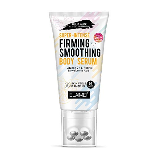 Hot Cream, Firming Body Serum Extreme Cellulite Slimming & Firming Cream,Body Fat Burning Massage Weight Losing for Shaping Waist, Abdomen and Buttocks