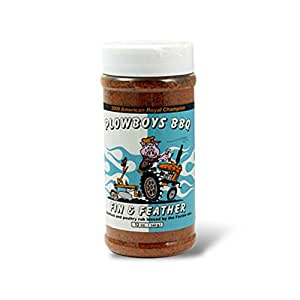 Plowboys BBQ Fin and Feather Seafood & Poultry Rub (12 Oz.)