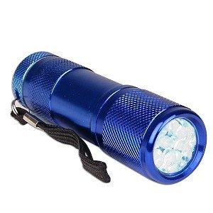 9 B073W4NL3J9 LEDアルミポータブル懐中電灯(ブルー) B073W4NL3J, ユリハマチョウ:24234f29 --- itxassou.fr