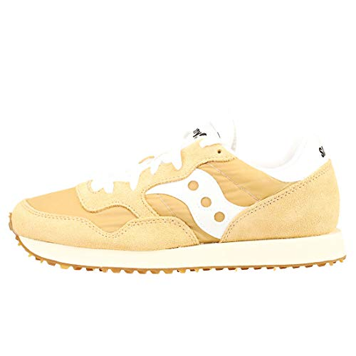 Vintage Femme de Bleu Jazz Blue Saucony 41 White Chaussures Cross Original pRaRwC