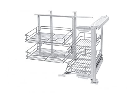 Exceptionnel Soft Close Magic Corner Pull Out Storage System (Right Hand) By REJS