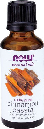NOW Foods cannelle Cassia Oil, 1