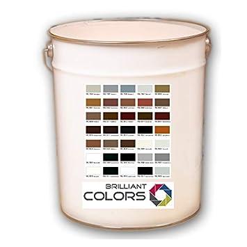 5 Liter Für 30 Qm Nach RAL Bestellbar RAL 7044 9018 / Dachfarbe  Dachbeschichtung Dachlack