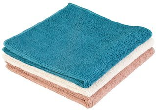 Norwex Vintage Body Cloth Pack - Set of 3 - BacLock Antibacterial
