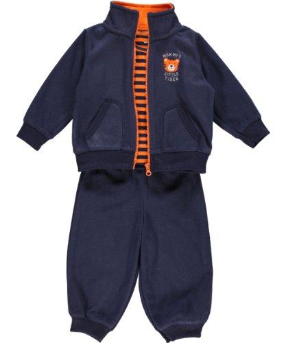 Carter's 3-delige jas body broek baby jongen outfit kleding jongen 3 delen (0-24 maanden) tijger