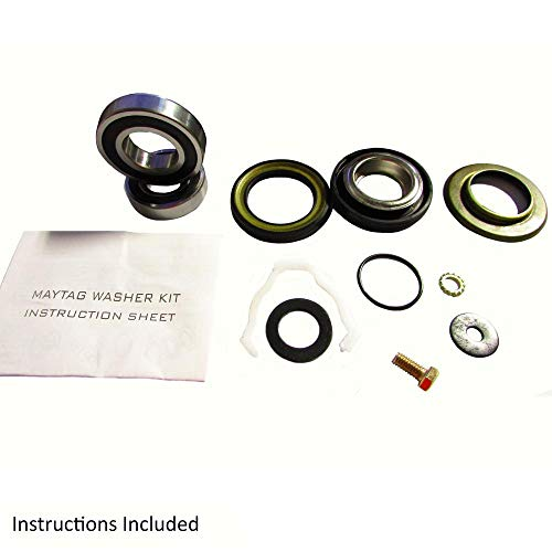 New Replacement Bearing Seal and Washer Kit for Maytag Neptune Front Load Washer (Maytag Neptune Front Load Washer And Dryer)