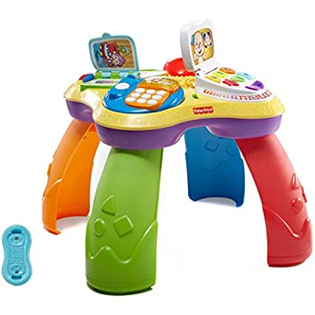 Baby einstein discovering music activity table stationary stand up baby activity - Table activite fisher price ...