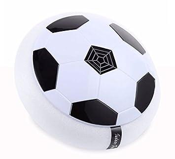 Balón de Fútbol Flotante Hoverball con Luces Led  657d917255338