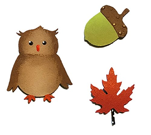 Roeda Brighten Your Life 13389M Harvest Icon Set of 3 Assorted Magnets Made in the USA]()