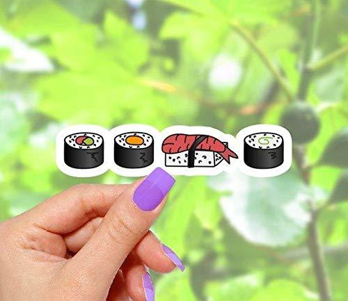 Sushii Drawing Sticker