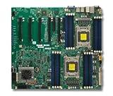 PC Hardware : Supermicro Motherboard MBD-X9DRG-QF-B-EVL Xeon LGA2011 R Socket PCI Express 3.0 x16 Brown Box