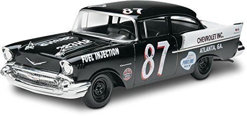 Revell 57 Chevy Black Widow 2N1 Model Kit (57 Chevy Model Kit)