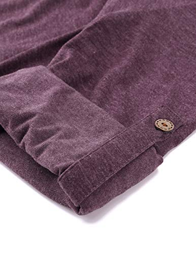 ea14517ee Ladies Daily Wear to Work Sheet Turndown Collared Shirt Elegant Black XL