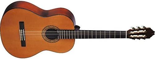 Washburn C5 - Guitarra acústica (tamaño 4/4), color beige: Amazon ...