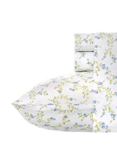 (Queen Sheet Set (Laura Ashley Peggy))