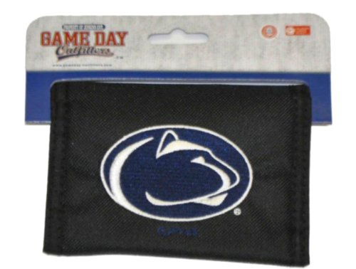 Game Day Outfitters Penn State Nittany Lions Black Wallet 4.9