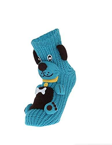 Chaussettes Taille Femme Acvip hund Unique Blau a6RwnUqHW