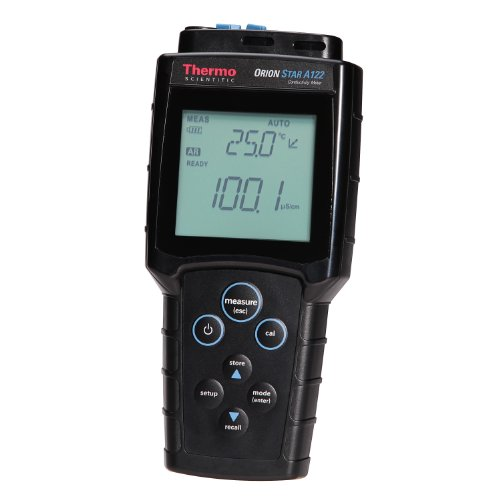 Thermo Scientific Orion Star A122 Portable Conductivity/TDS/Temperature Benchtop Meter