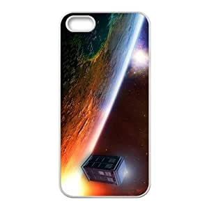 Space Fashion Comstom Plastic case cover For Iphone 5s