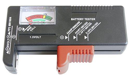 CON:P Batterietester, B29821