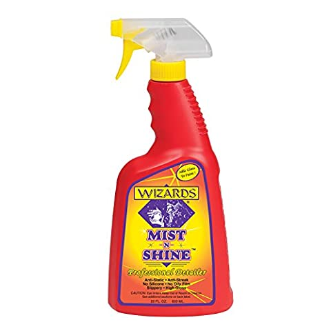 Wizards 01214 Mist-N-Shine Professional Detailer - 22